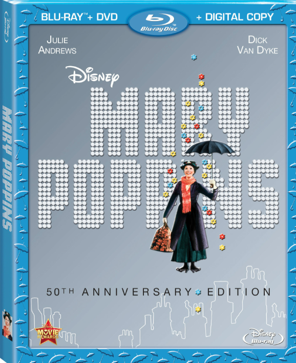 Screen Shot 2013 12 14 at 7.17.29 AM Disney Mary Poppins 50h Anniversary Edition!