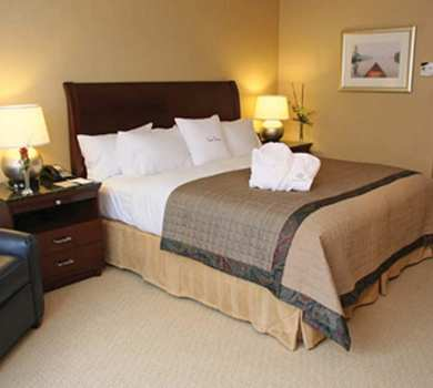 TERHIDT guestroom DoubleTree Tarrytown, NY Hotel Review!