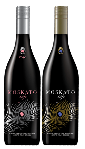 bottles It is a Moskato Life Kind of Night! #MHGgiftguide