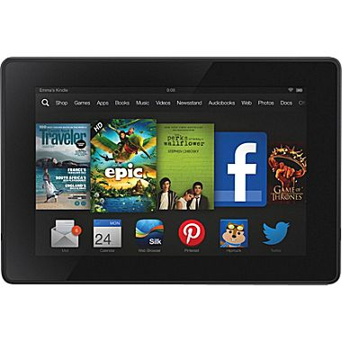 Kindle Fire HD is available at Staples today! #MHCgiftguide