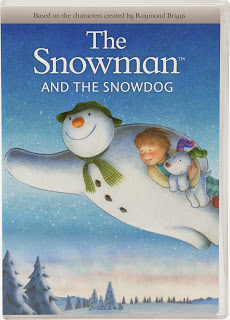 thsnowman NCircle Yo Gabba Gabba, Mike the Knight, and The Snowman and the Snowdog Holiday DVD Review/Giveaway!