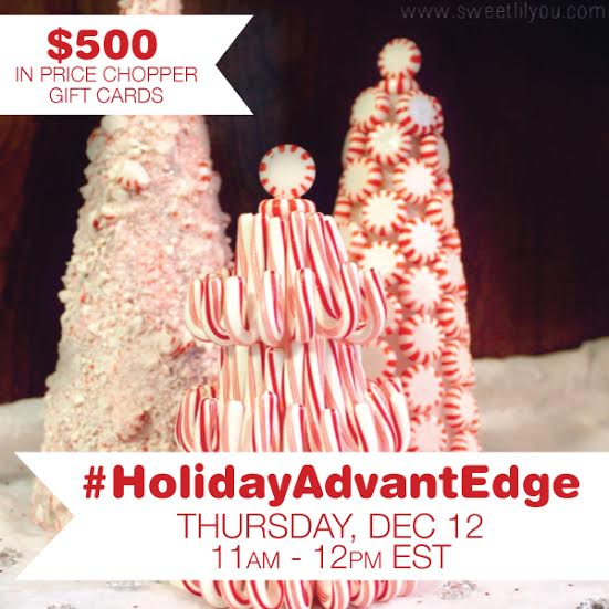 unnamed 1 Join me at the #HolidayAdvantEdge Twitter Party! 12/12 11 AM EST