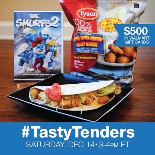 unnamed 3 Join Me for the #TastyTenders Twitter Party 12/14 3 4 PM!