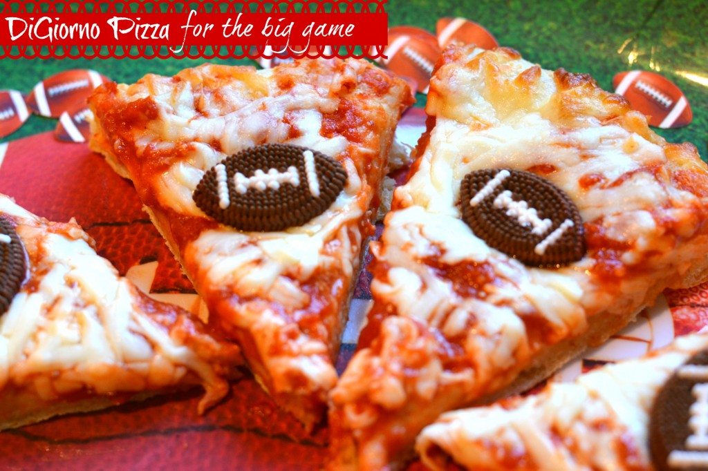 DSC 0780 1024x682 Football Game Time with DiGiorno Pizza! #GameTimeGoodies #shop #cbias