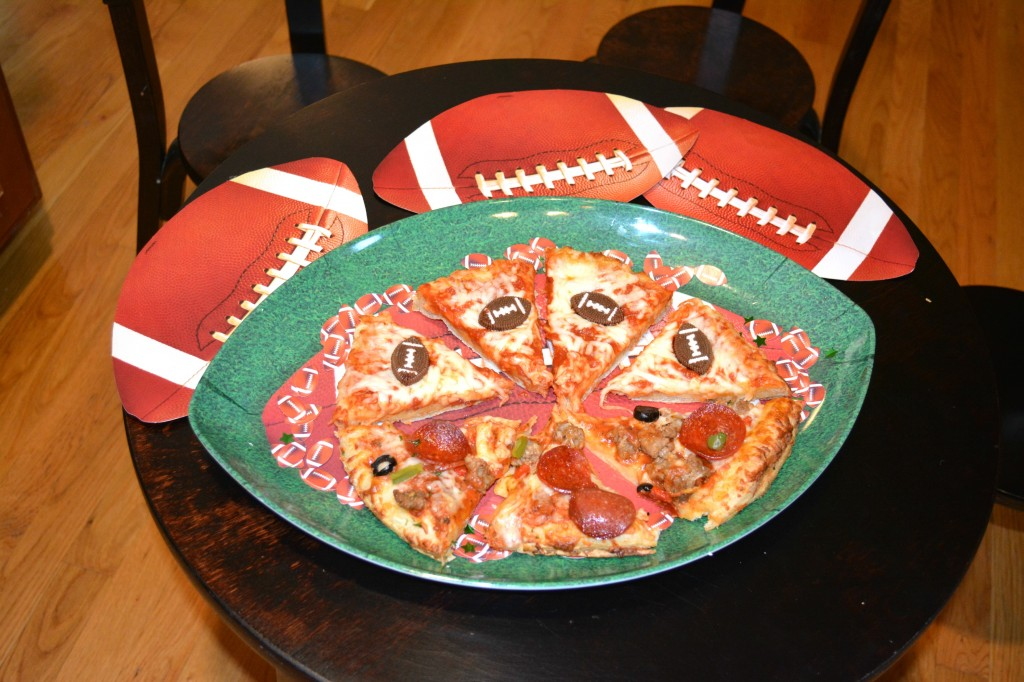 DSC 0796 1024x682 Football Game Time with DiGiorno Pizza! #GameTimeGoodies #shop #cbias