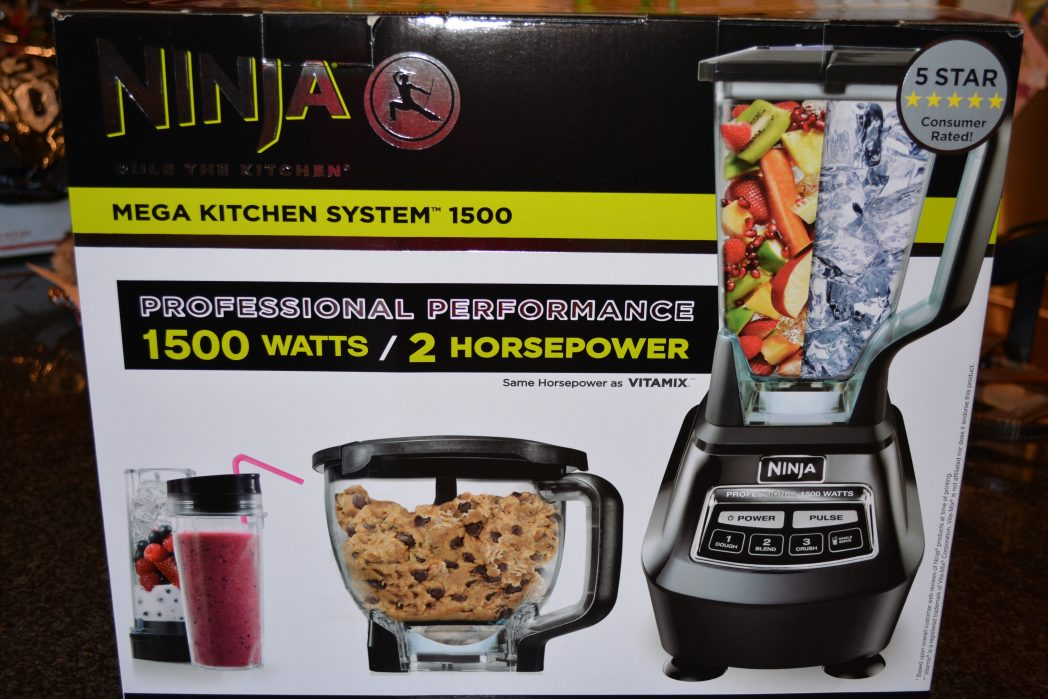 Ninja Mega Kitchen System 1500 Review Giveaway The