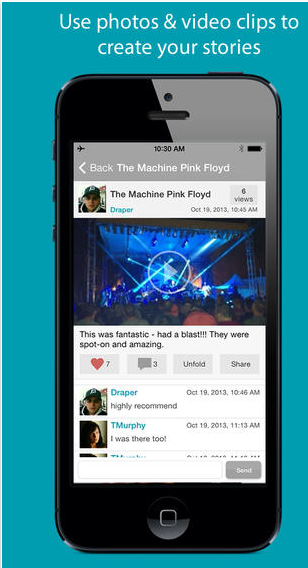 Screen Shot 2014 01 04 at 10.28.00 AM Voyzee is an all in one mobile storyteller APP! Check it out Today!