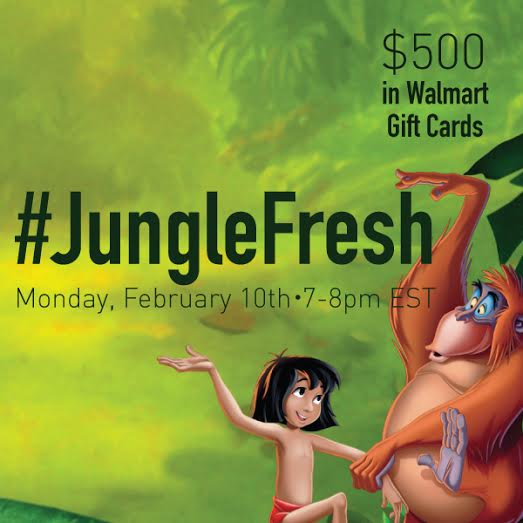 unnamed1 Join me for the #JungleFresh Twitter Party on February 10, 2014 7 8 pm!