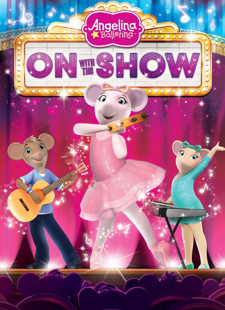 91VffKe+hoL. SL1500  742x1024 Angelina Ballerina and Barney DVDs Review Giveaway!