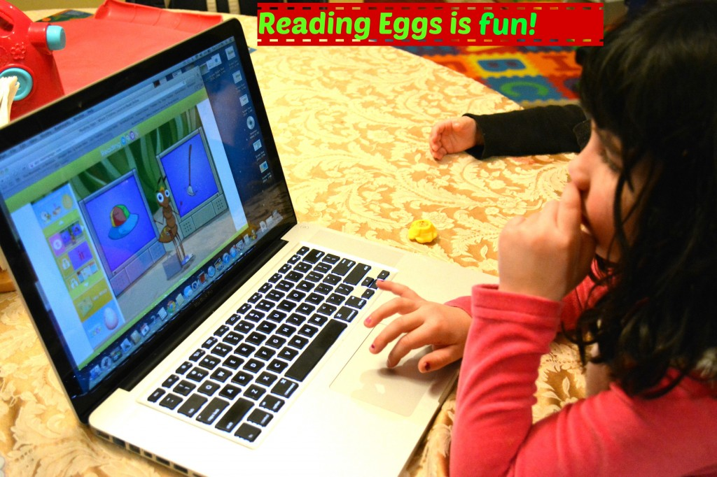DSC 0841 1024x682 Hayley is beginning to read with #ReadingEggsUS and an iPad Mini Giveaway!