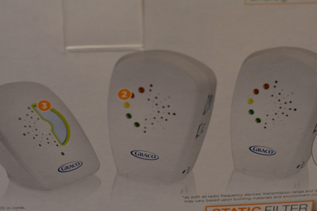 DSC 09331 1024x682 Graco Sound Select LX Baby Monitor Review and Giveaway!
