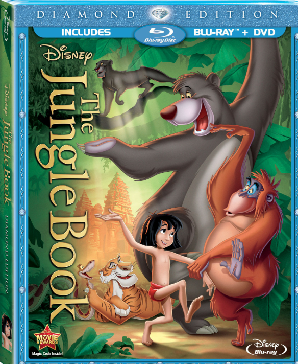 Screen Shot 2014 02 17 at 4.25.25 PM Disneys The Jungle Book is now Available on DVD!