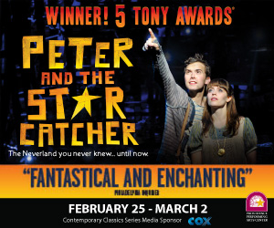 unnamed 32 Peter and The Starcatcher Coming to the PPAC, RI  4 tickets giveaway! #RI