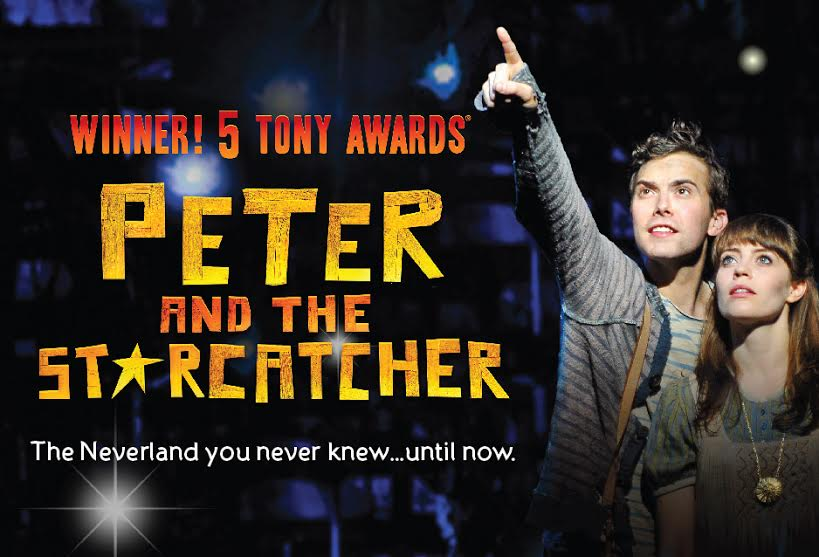 unnamed 41 Peter and The Starcatcher Coming to the PPAC, RI  4 tickets giveaway! #RI