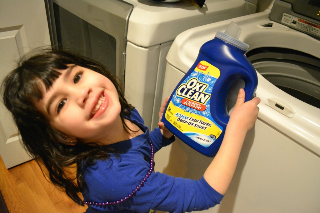 DSC 1069 1024x682 Spring Cleaning Made Easy with OxiClean! #MC