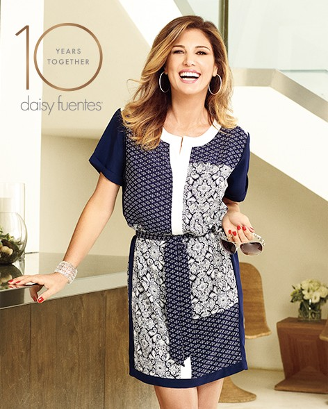 Kohl's Designer Clothing For Women Kohls Daisy Fuentes Line and a