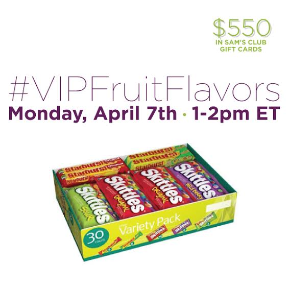 unnamed 4 Please join me at the #VIPFruitFlavors Twitter Party 4/7 1 2 pm EST!
