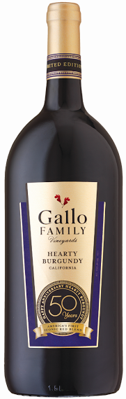 unnamed Gallo Family Vineyards: Hearty Burgundy Wine Beef Burgers Recipe! #HBturns50