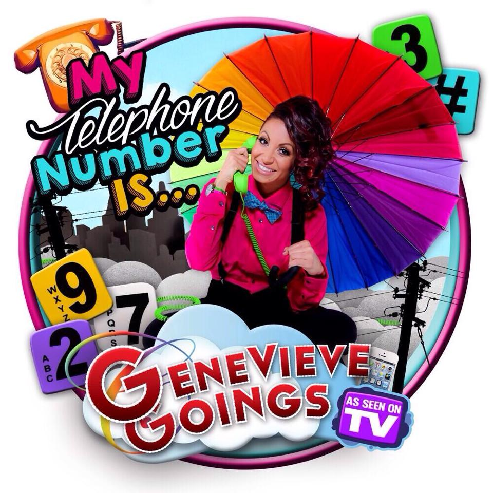 10155979 10203726489225908 9085273015903169472 n Genevieve Goings, star of Disney Juniors hit TV show Choo Choo Soul, is releasing her first solo album for pre schoolers called Do You Know?!