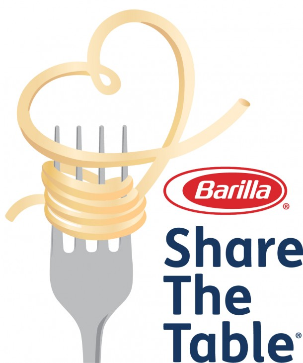 Barilla STT logo RGB no tag 610x730 Barilla Share The Table with those you love! #ShareTheTable