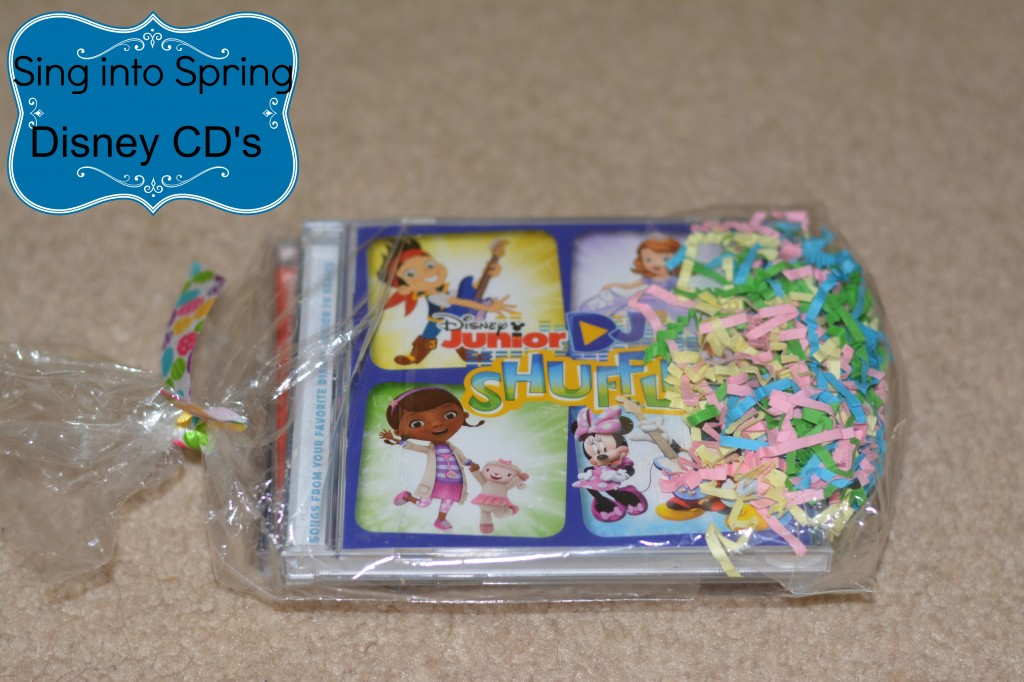 DSC 1222 1024x682 Sing into Spring w/Disney Records (Frozen, Doc McStuffins, Jake, Disney Junior Shuffle) CD 4 pack Review + Giveaway!