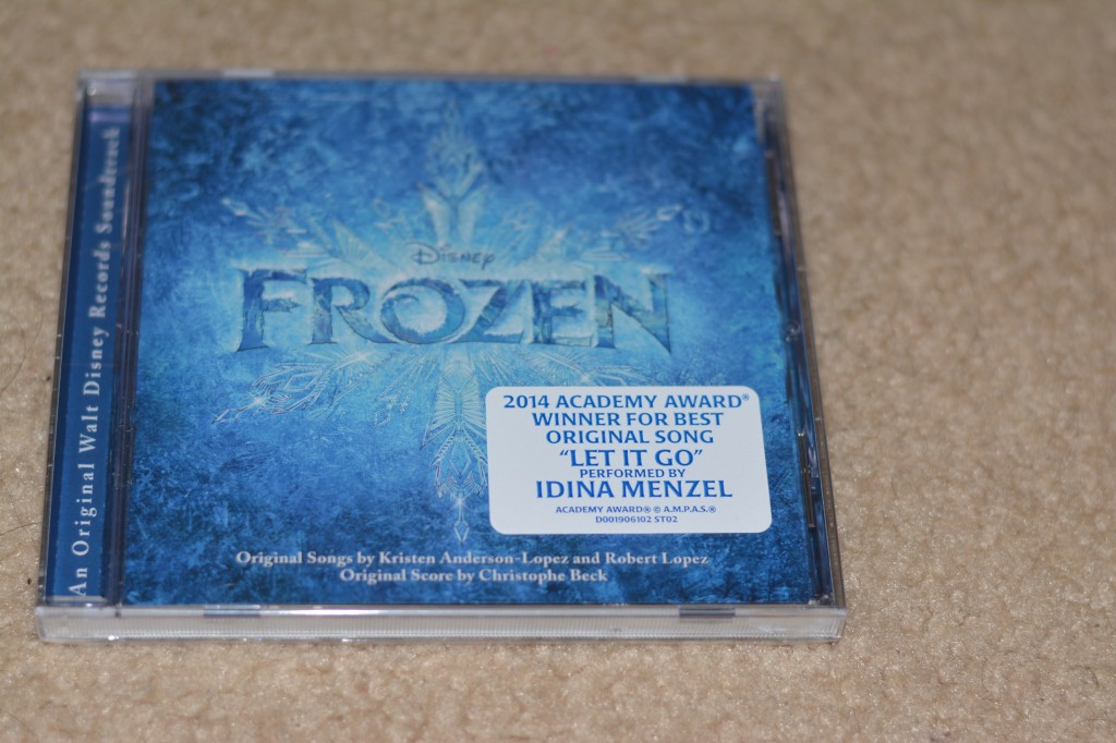 DSC 1224 1024x682 Sing into Spring w/Disney Records (Frozen, Doc McStuffins, Jake, Disney Junior Shuffle) CD 4 pack Review + Giveaway!