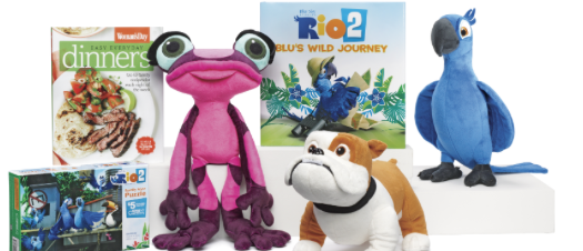 Screen Shot 2014 04 25 at 8.06.03 AM Kohls Care for Kids  Rio 2 Plush Toys and Books Review Givewaway!