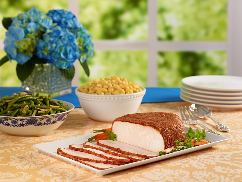 honeybaked ham turkey 3 Time Saving Tips to Make Easter Dinner a Smashing Success and a $50 HoneyBaked Ham Gift Card! #HoneyBakedHost