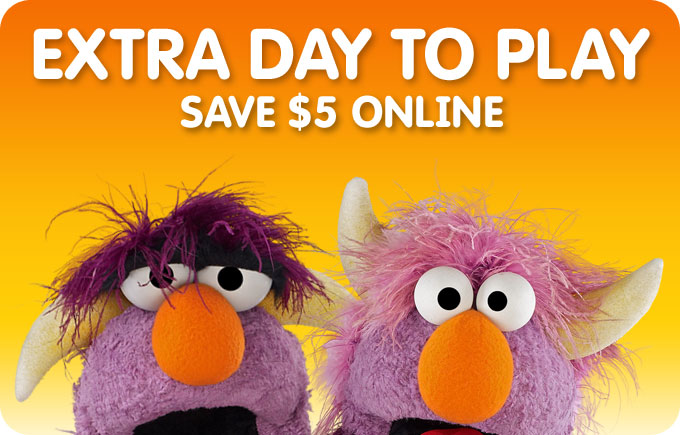 680x435 XtraDaytoPlay I am a 2014 Sesame Place Ambassador and a 4 ticket Sesame Place Giveaway!