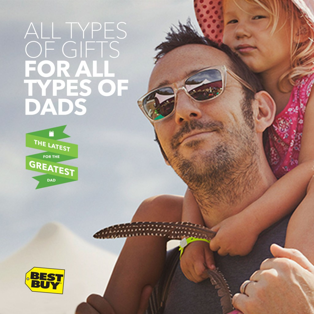 GreatestDad facebook 2 1024x1024 The Greatest Gifts for Dad at Best Buy for Father's Day!