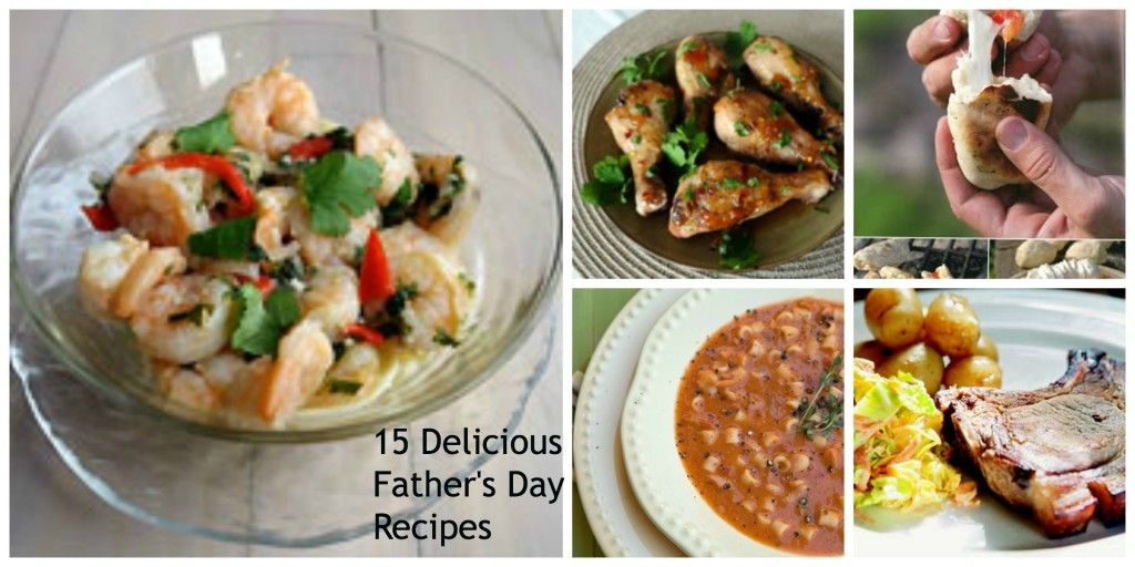 PicMonkey Collage2 1024x512 15 Wonderful Fathers Day Recipes! @foodie @foodiebyglam