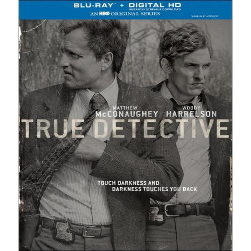 True Detective Image  HBO series True Detective Season 1 Available just in time for Fathers Day at Best Buy!