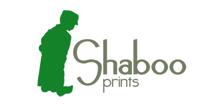 logo2 Shaboo Prints  A boutique greeting card company!