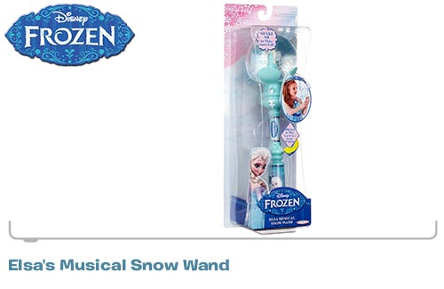 product page popup elsas musical snow wand 01 Frozen Merchandise from JAKKS Pacific Toys and a Frozen Baby Doll Anna/Snow Wand Review + Giveaway!