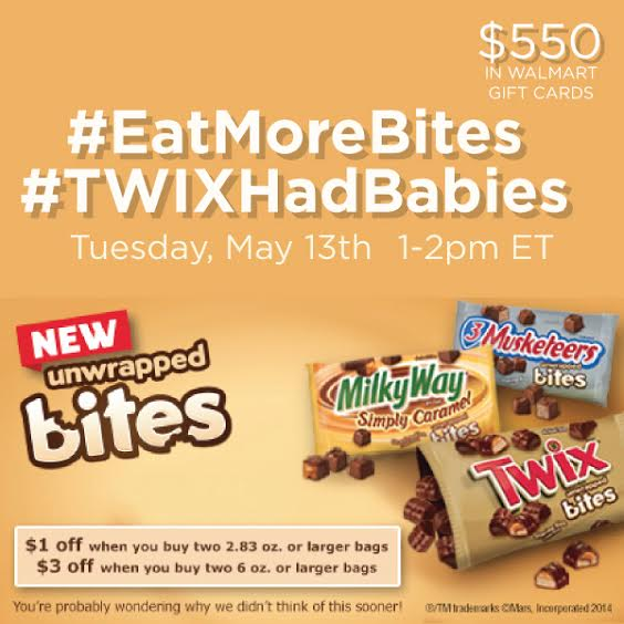 unnamed 42 Join me at the #EatMoreBites #TWIXHadBabies Twitter Party 5/13 1 2 pm EST!