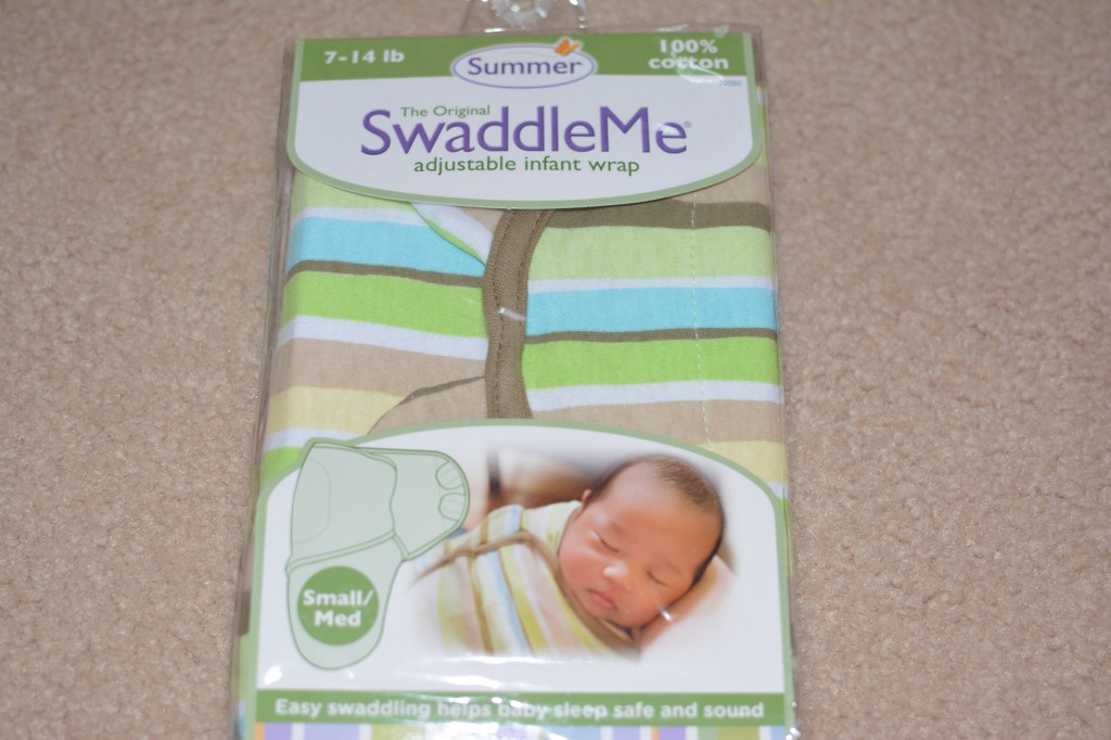 DSC 04223 1024x682 Huge Summer Infant Swaddling Product Review and Giveaway!!
