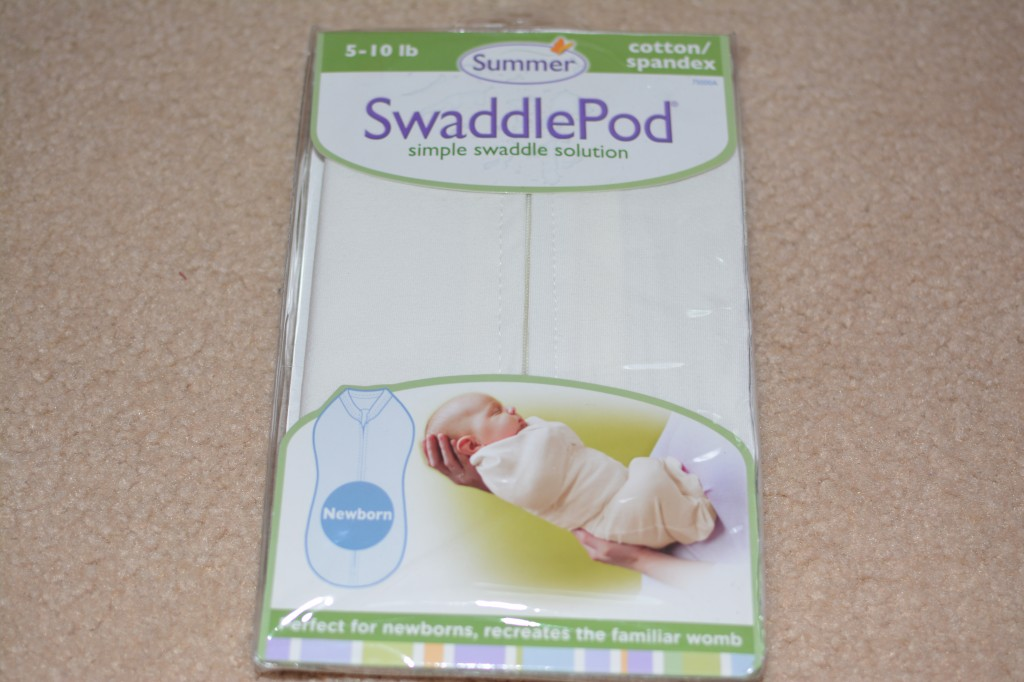 DSC 04233 1024x682 Huge Summer Infant Swaddling Product Review and Giveaway!!