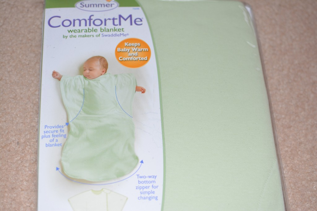 DSC 04251 1024x682 Huge Summer Infant Swaddling Product Review and Giveaway!!