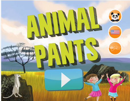 Screen Shot 2014 06 13 at 12.26.04 PM Animal Pants Educational App Review and a $25 Amazon Gift Card Giveaway!