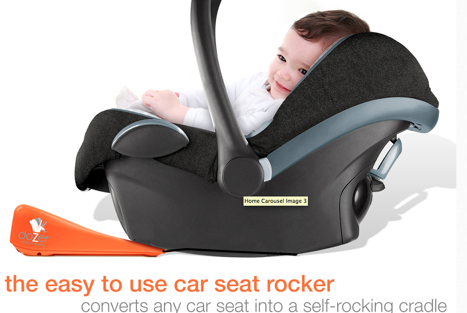 Screen Shot 2014 06 15 at 3.22.18 PM Dozer  The Easy to Use Car Seat Rocker!