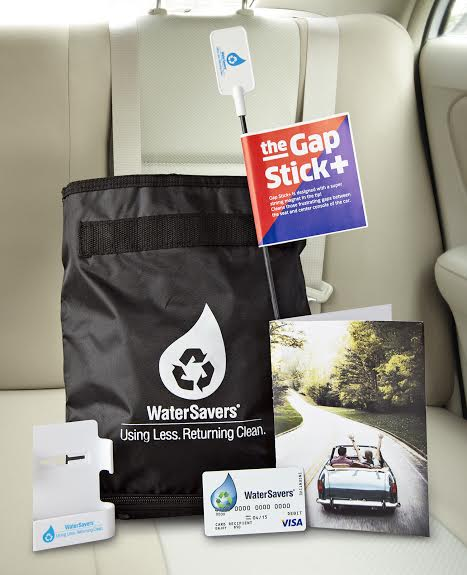 unnamed 4 WaterSavers four eco friendly car tips to get you back on the road and $50 Visa Gift Card Giveaway/prize pack