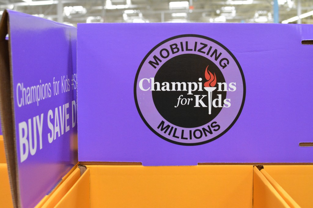 DSC 0867 1024x682 We are Participating in the Champions for Kids #SIMPLEgiving project this month!