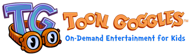 logo Toon Goggles: An Exciting Entertainment Service for Kids