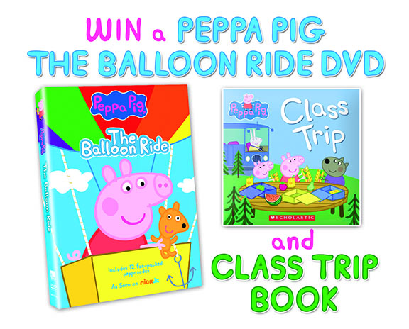 unnamed 32 Peppa Pig  The Balloon Ride and Peppa Pig Book Review and Giveaway!
