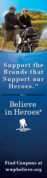 BIH 000 041 Digital Banner 160x600 v1 1 copy Believe in Heroes® raises funds and awareness for Wounded Warrior Project® #BelieveinHeroes