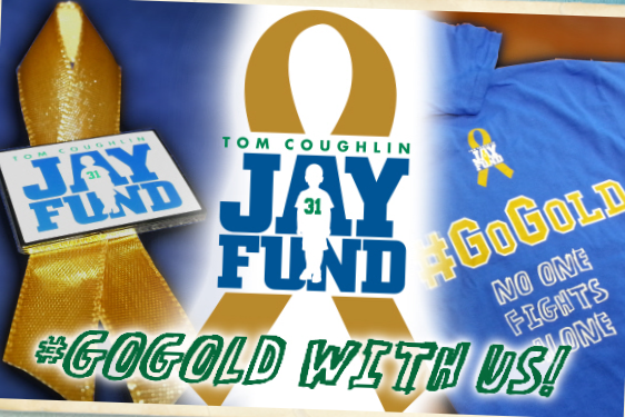 Screen Shot 2014 09 12 at 11.43.59 AM #GoGold at the 9/14 NY Giants Home Opener! @tcjayfund