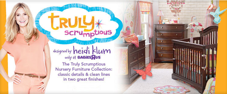 Screen Shot 2014 09 29 at 2.48.38 PM Truly Scrumptious by Heidi Klum Clothing Line!