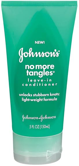 unnamed 31 Johnsons No More Tangles for some perfect hair!
