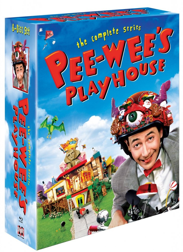 91oV3lxCTVL. SL1500  746x1024 Pee wees Playhouse: The Complete Series is now available on DVD