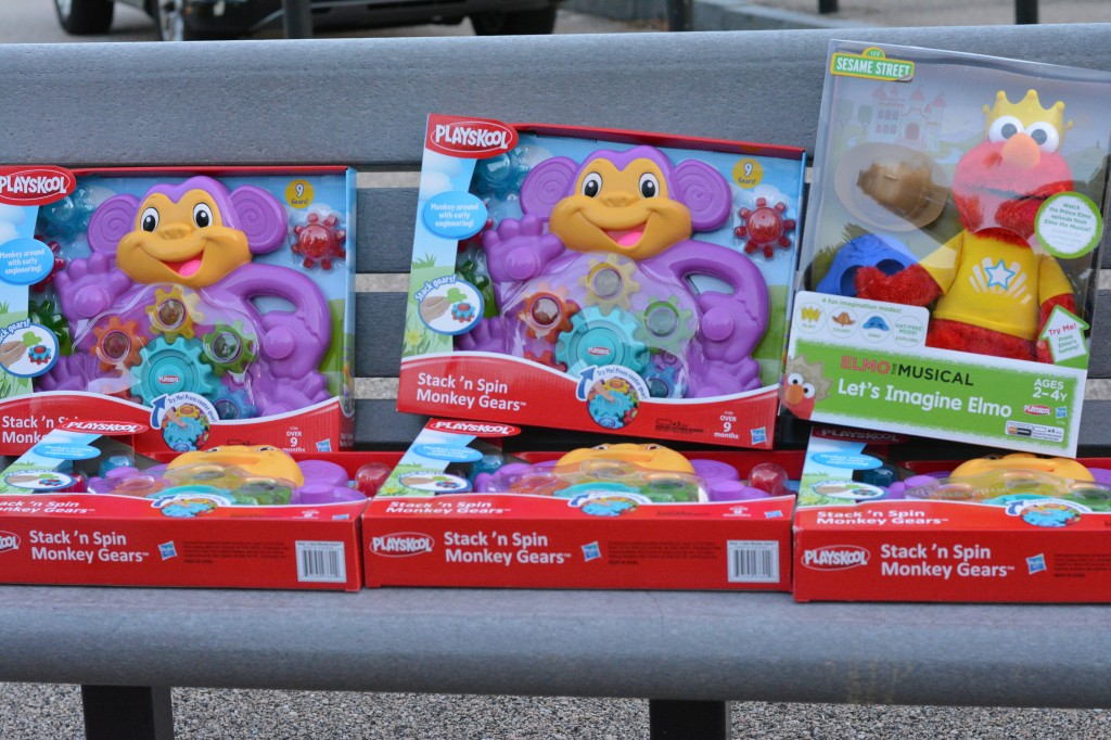 DSC 0112 1024x682 We had a Fun Filled Playskool Party! #ImagineWithElmo